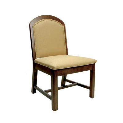Chippendale Dining Side Chair Upholstered Back