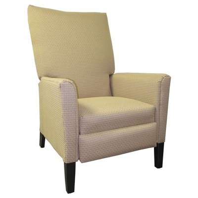 Contemporary 2 Position Recliner