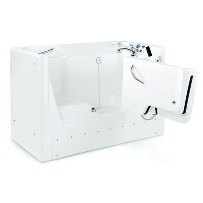 Invacare Model IH3802G Recessed Side-Entry Bathing Tub  Alzheimer's & Dementia Design
