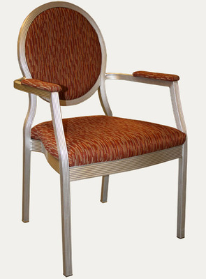 Steel Frame Chair 9600